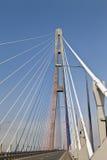 Hängebrücke Lizenzfreies Stockfoto