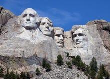 Hängen Sie Rushmore ein Stockfotos