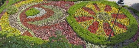 Hängende Gärten Lillafured Lizenzfreies Stockfoto