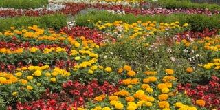 Hängende Gärten Lillafured Lizenzfreie Stockfotografie