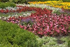 Hängende Gärten Lillafured Stockfotografie