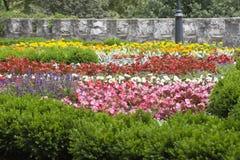 Hängende Gärten Lillafured Stockbild
