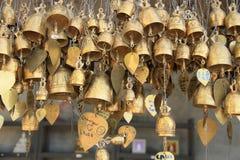 Hängende Glocken Lizenzfreie Stockbilder
