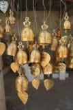 Hängende Glocken Stockfotografie