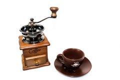 Hängende Kaffeetasse Lizenzfreie Stockfotografie