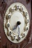 Hängende Uhr der Weinlese Stockfoto