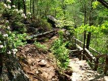 Hängender Felsen-Nationalpark lizenzfreies stockbild