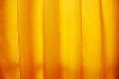 hänger upp gardiner blankt Royaltyfria Bilder