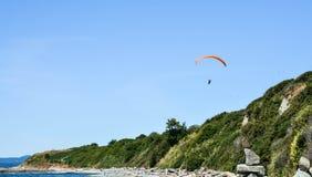 Hängning Glider-2 Arkivfoto