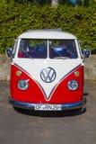 Härlig återställd VW trakasserar royaltyfri bild