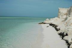 Härlig ö Kuba Arkivfoton
