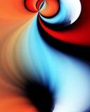 härlig abstrakt bakgrund stock illustrationer