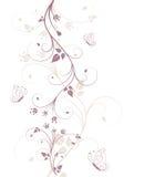 Härlig abstrakt blom- bakgrund Arkivbild