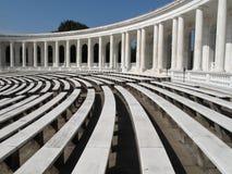 härlig amfiteater Arkivfoto