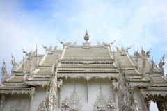 Härlig arkitektur av det kyrkliga taket Royaltyfri Foto