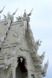 Härlig arkitektur av det kyrkliga taket Arkivfoto