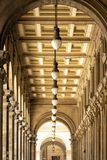 Härlig arkitektur Florence royaltyfri foto