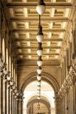 Härlig arkitektur Florence royaltyfria foton