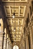 Härlig arkitektur Florence royaltyfria bilder