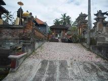 Härlig arkitektur i Bali, härliga hus i Bali Royaltyfria Bilder
