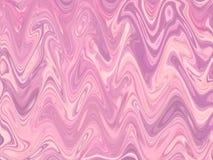 Härlig bakgrund för textur för abstrakt begrepp för rosa färgfärgkrusning Arkivfoto