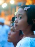 Härlig Balineseflicka fotografering för bildbyråer