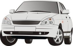 härlig bil Royaltyfri Bild