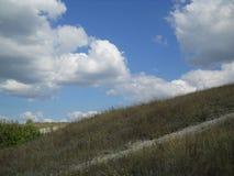 Härlig bild av naturen Arkivfoton