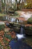 härlig bildna-nationalpark var Royaltyfria Foton