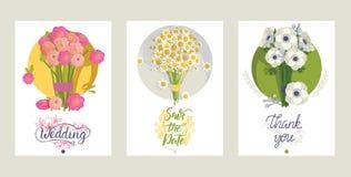 Härlig blom- bakgrund för bukettvektor med uppsättningen för blomning för blomningblommaillustration av den blommiga tulpan på br stock illustrationer