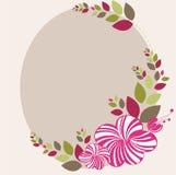 härlig blom- rosa soft för abstrakt bakgrund Arkivbild