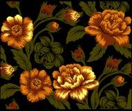 Härlig blomma för tapet Arkivfoto
