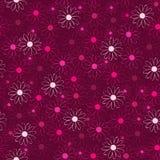 Härlig blommabakgrund i rosa färg Arkivfoto