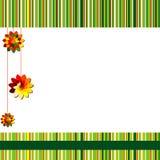 härlig blommavektor för bakgrund Fotografering för Bildbyråer