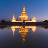 Härlig buddistisk pagod Royaltyfri Fotografi