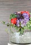 Härlig bukettgarnering Royaltyfria Bilder