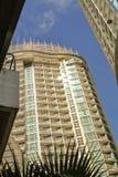 Härlig byggnad i Bangkok Thailand Royaltyfri Fotografi