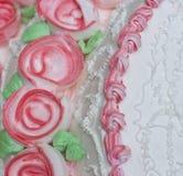 härlig cake Royaltyfria Foton