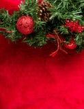 Härlig celebratory julbakgrund Ferier för ` s för nytt år lycklig flicka med loppfallet Royaltyfria Foton