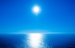 Härlig dag Atlantic Ocean Royaltyfria Bilder