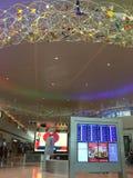Härlig Dallas Love Field flygplats Arkivfoto