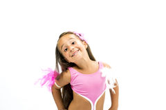 Härlig dansare Royaltyfri Fotografi