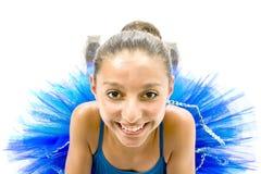 härlig dansare för balett Royaltyfria Bilder