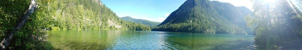 Härlig Eco sjö Royaltyfri Fotografi