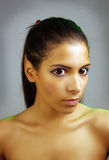 härlig felik teen latina nymph Royaltyfria Bilder