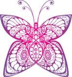 härlig fjärilsoriginal Arkivfoton