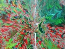 Härlig flerfärgad abstrakt textur - bakgrund Royaltyfria Foton