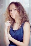 Härlig flicka Royaltyfri Fotografi