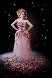 Härlig flicka Royaltyfria Bilder