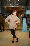 härlig flickastående Royaltyfria Foton